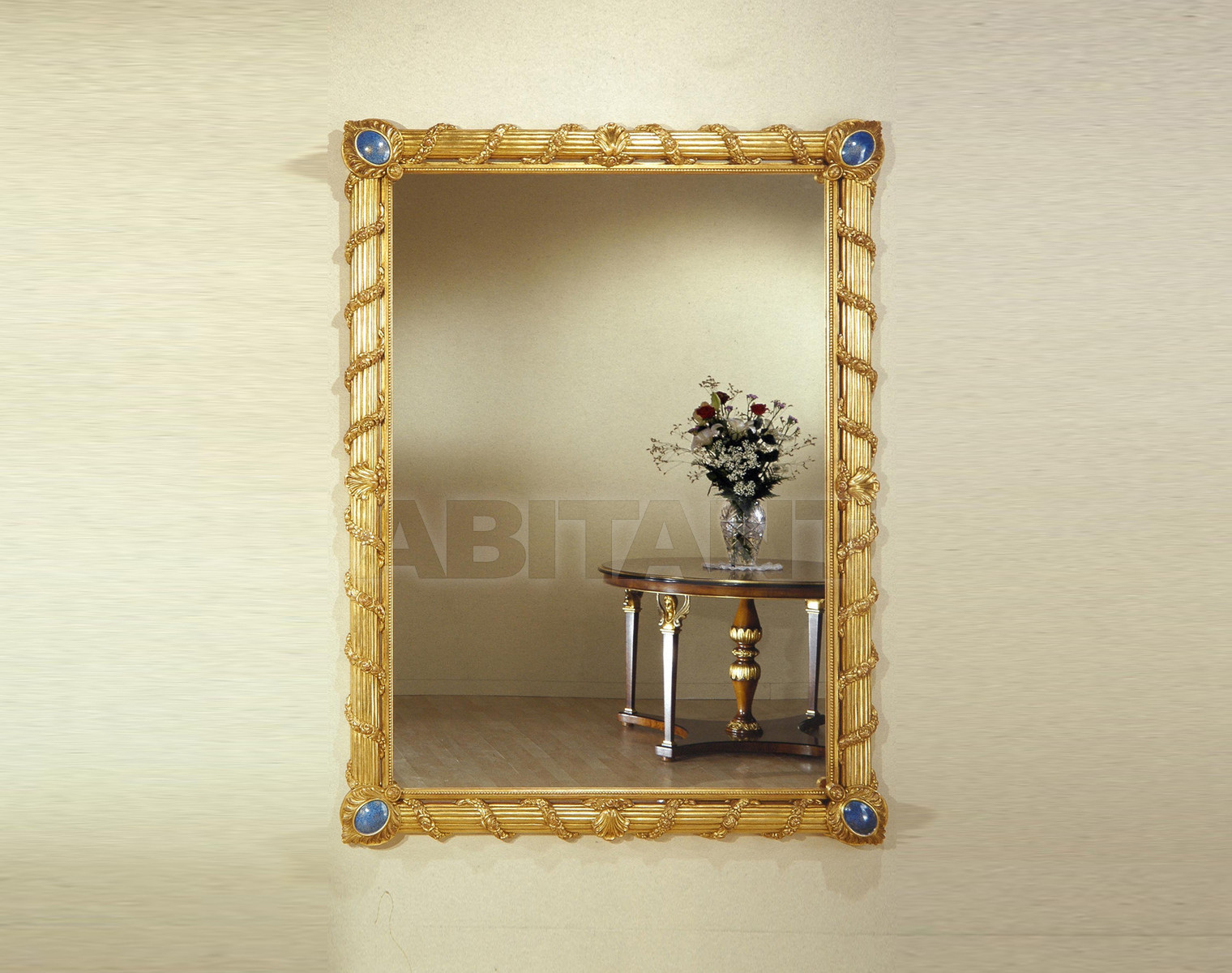 Купить Зеркало настенное Brogiato Classic 1513/G