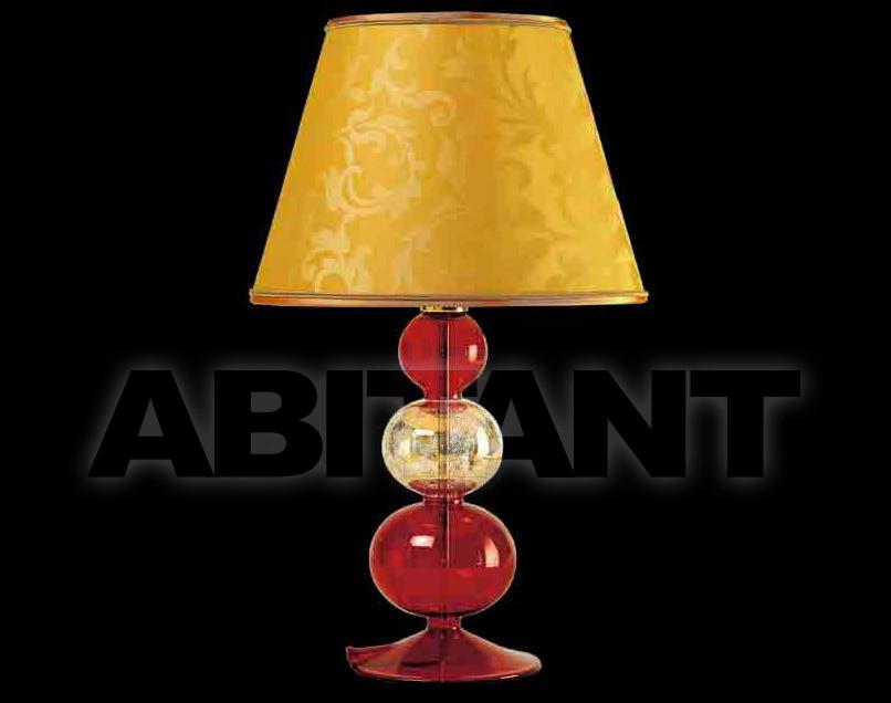 Купить Лампа настольная Arte di Murano Lighting Classic 7543 RED