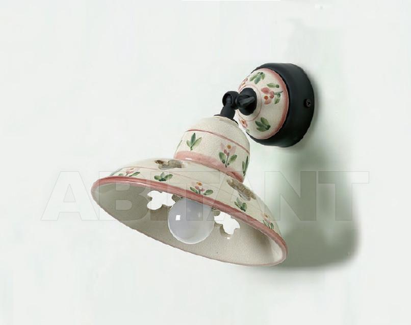 Купить Светильник настенный I.M.A.S Snc di Cucuzza Elio Franco e Bartolomeo Clasico&moderno 00257/20 spot
