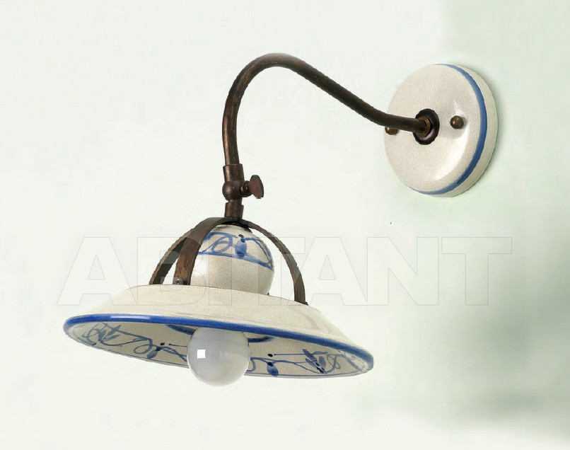 Купить Светильник настенный I.M.A.S Snc di Cucuzza Elio Franco e Bartolomeo Clasico&moderno 35855/a 20