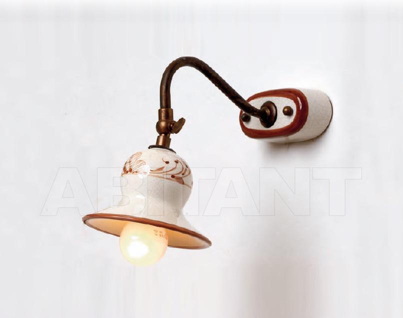 Купить Светильник настенный I.M.A.S Snc di Cucuzza Elio Franco e Bartolomeo Clasico&moderno 35873/a