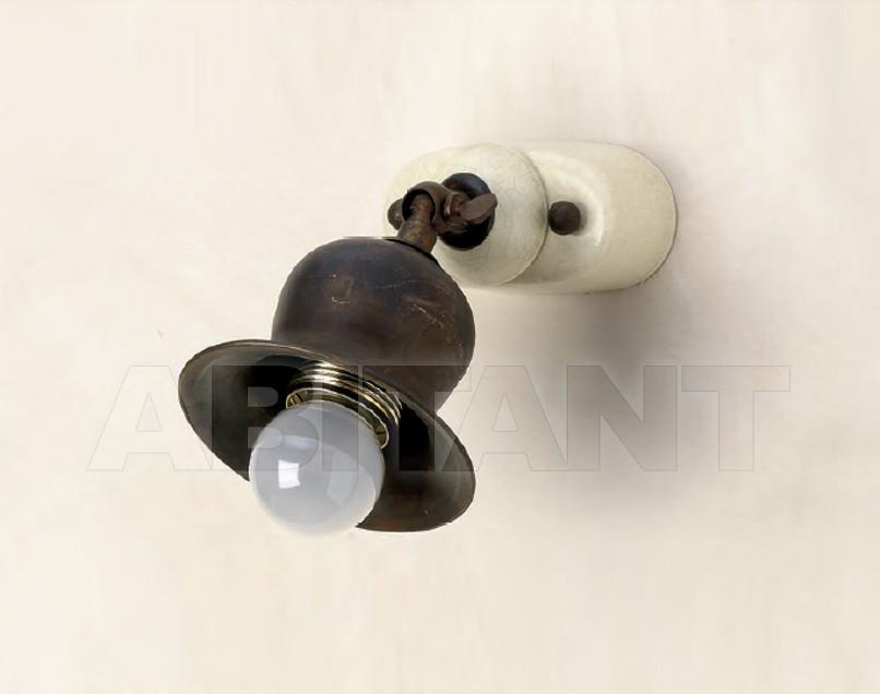 Купить Светильник настенный I.M.A.S Snc di Cucuzza Elio Franco e Bartolomeo Clasico&moderno 35939/spot 1l