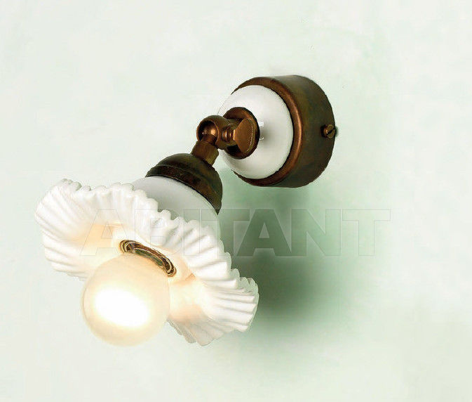 Купить Светильник настенный I.M.A.S Snc di Cucuzza Elio Franco e Bartolomeo Clasico&moderno 35942/spot 14