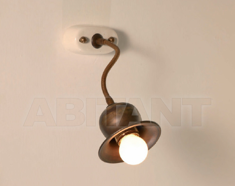 Купить Светильник настенный I.M.A.S Snc di Cucuzza Elio Franco e Bartolomeo Clasico&moderno 35946/a74