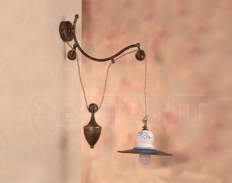 Купить Светильник настенный I.M.A.S Snc di Cucuzza Elio Franco e Bartolomeo Clasico&moderno 35999/a 54