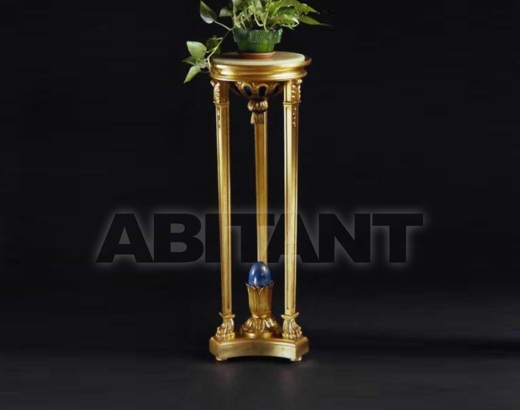 Купить Подставка декоративная Brogiato Classic 1605/GL