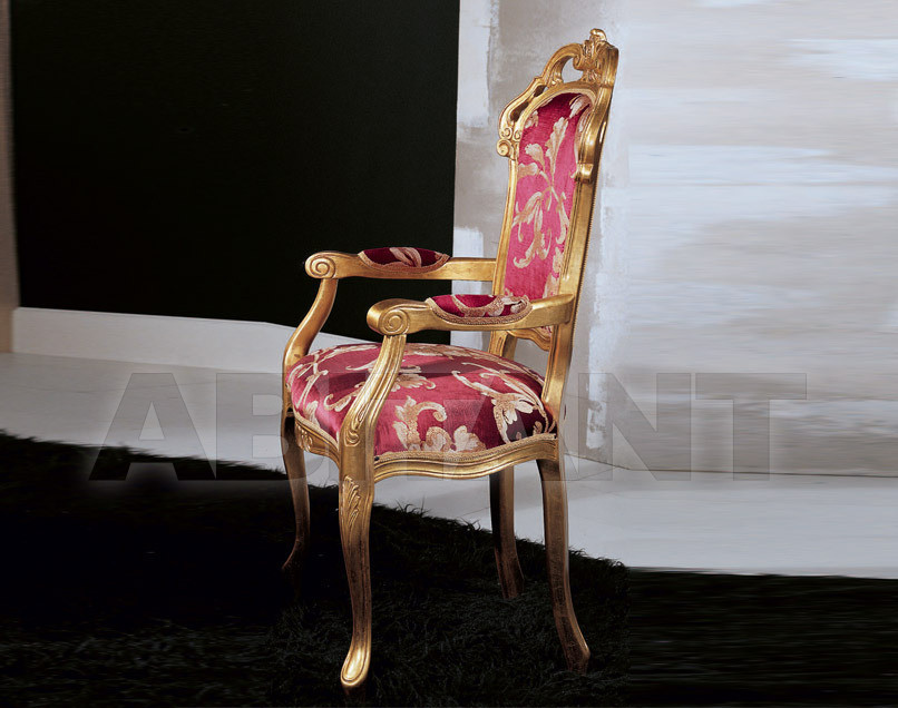 Купить Стул с подлокотниками BS Chairs S.r.l. 2010 3007/A