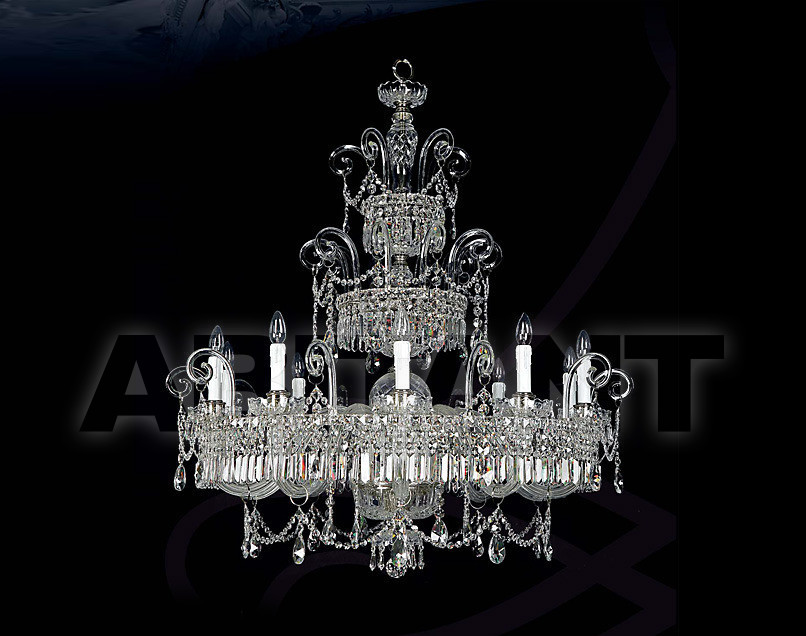 Купить Люстра Valencia Lighting Chandeliers 1040