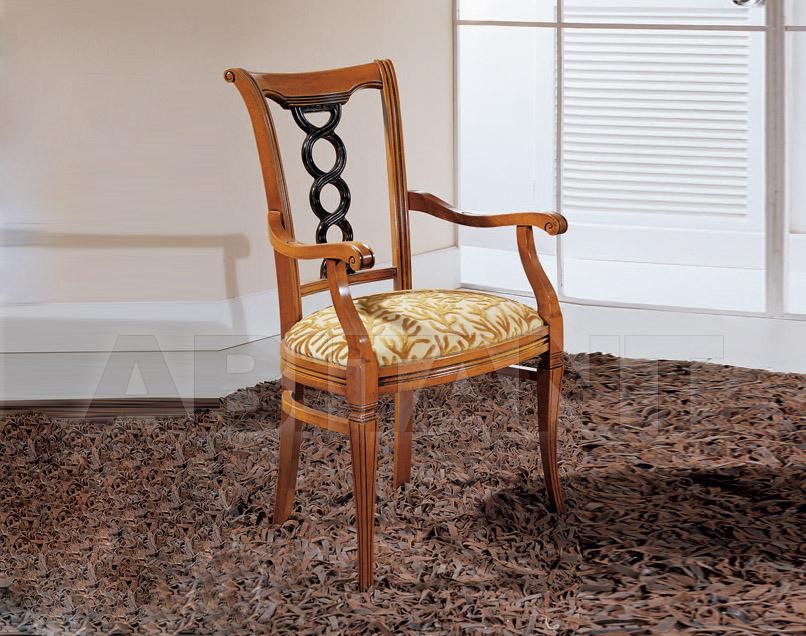Купить Стул с подлокотниками BS Chairs S.r.l. 2010 3054/A