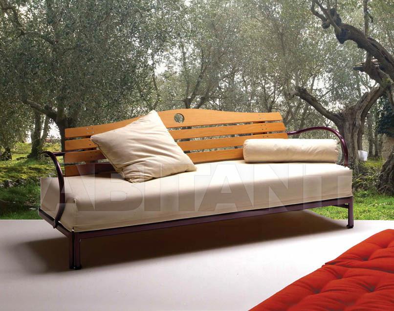Купить Диван для террасы  PARK Biesse 2011-2012 D L /T/200/M + ARM*2