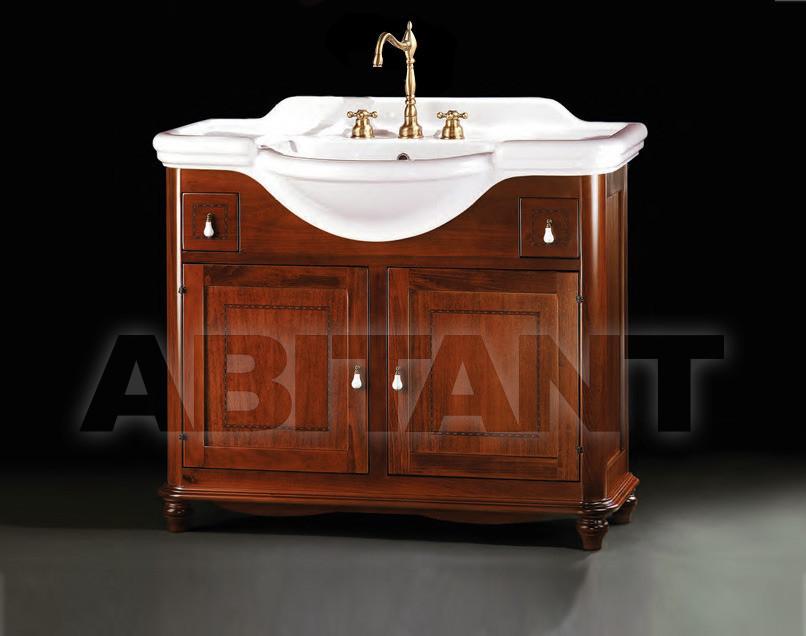 Купить Тумба под раковину Gaia Bathroomcollection BAischiaNO + FIDIA105