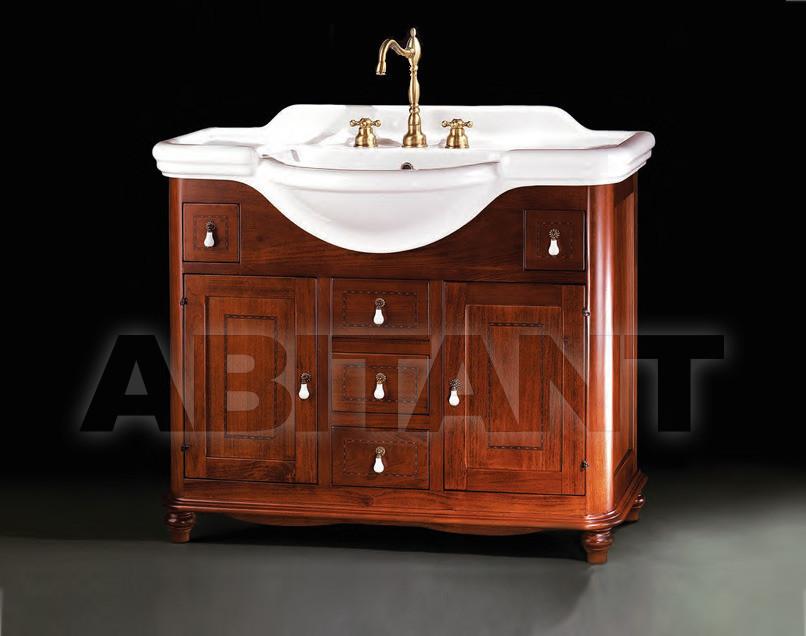 Купить Тумба под раковину Gaia Bathroomcollection BAelbaNO + FIDIA105