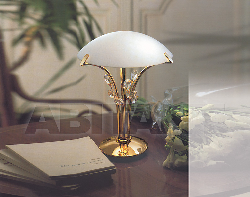 Купить Лампа настольная Prearo Luxury Crystal 1937/L/A24K-CR