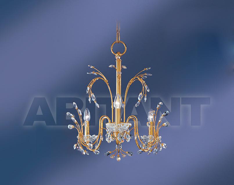 Купить Люстра Prearo Luxury Crystal AMBRA/3 24K-CR