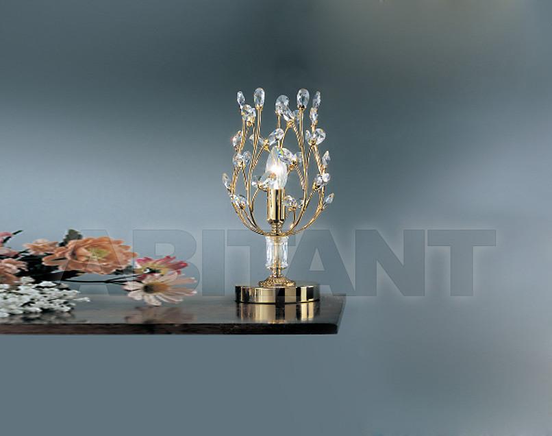 Купить Лампа настольная Prearo Luxury Crystal DIVA/P/A 24K-CR