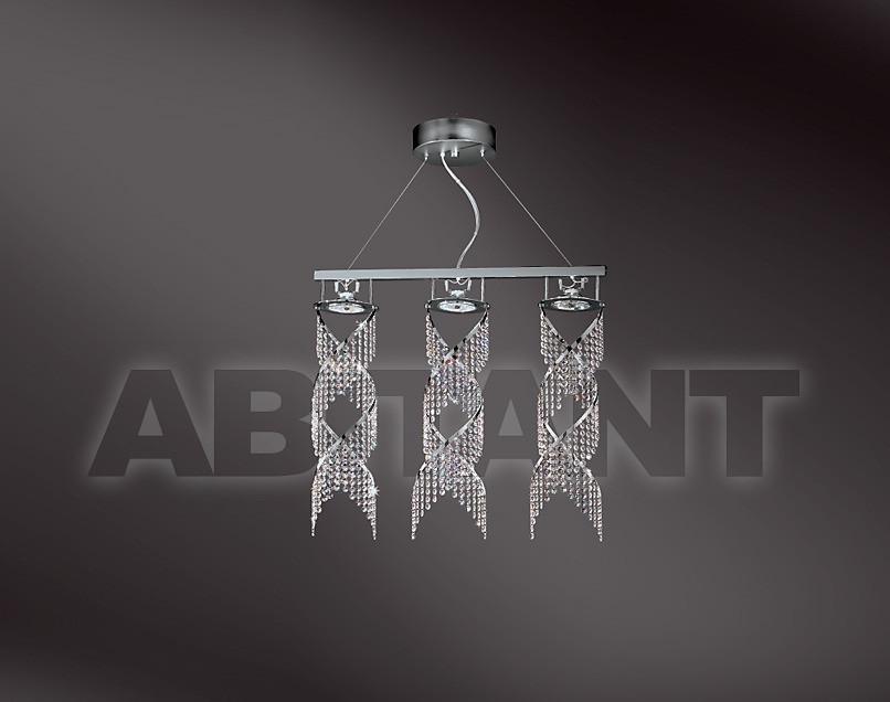 Купить Светильник Prearo Luxury Crystal HELIX/3/S