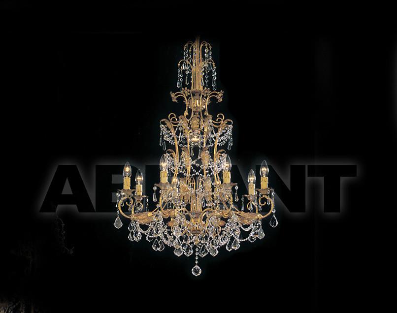 Купить Люстра Prearo Luxury Crystal PRIMULA/8