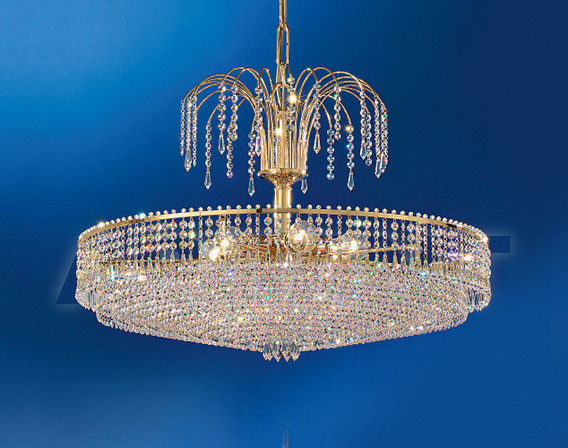 Купить Люстра Prearo Luxury Crystal STARDUST/80/A 24K-CR
