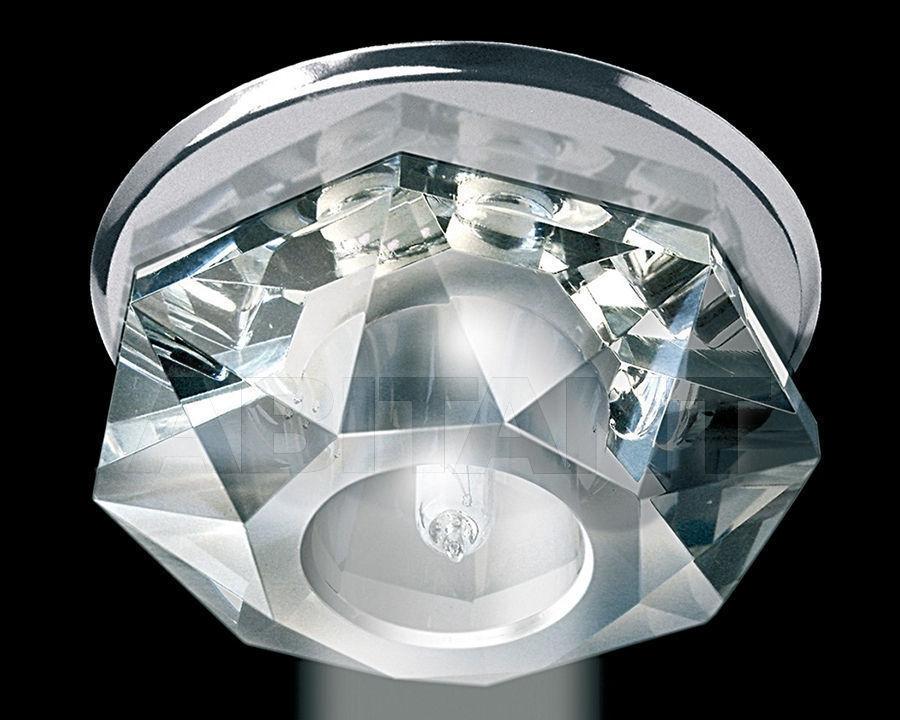 Купить Встраиваемый светильник Gumarcris  Crystal Spot Lights 1520CR