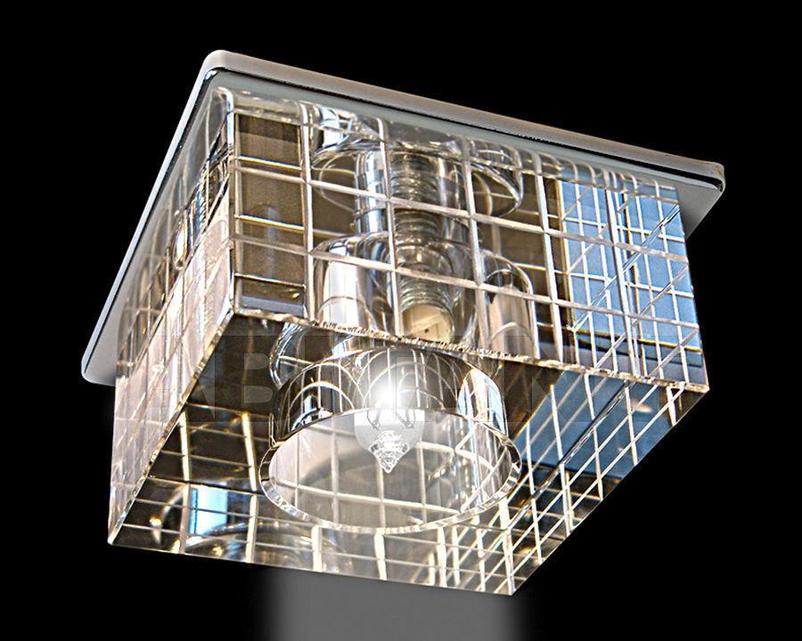 Купить Встраиваемый светильник Gumarcris  Crystal Spot Lights 2050CR