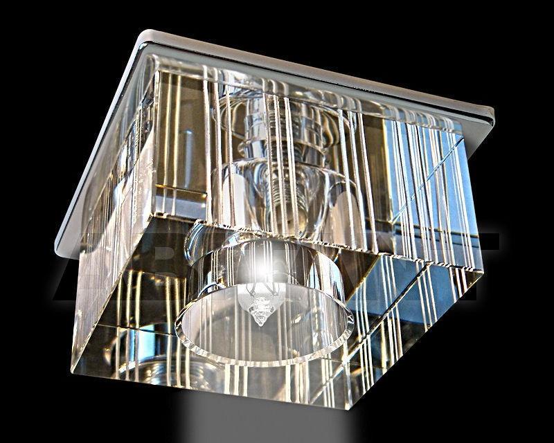 Купить Встраиваемый светильник Gumarcris  Crystal Spot Lights 2056CR