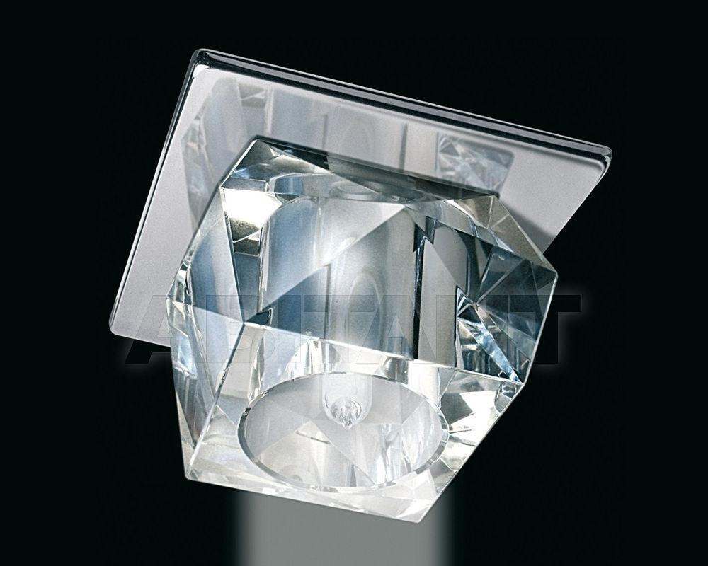 Купить Встраиваемый светильник Gumarcris  Crystal Spot Lights 1517CR