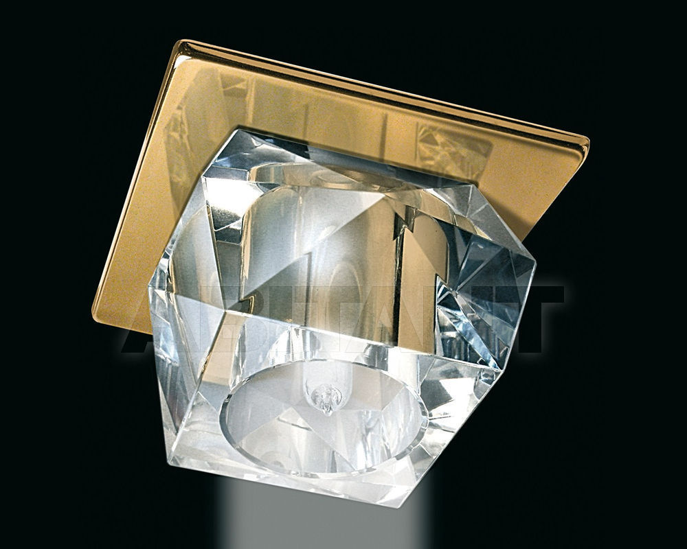 Купить Встраиваемый светильник Gumarcris  Crystal Spot Lights 1518OR