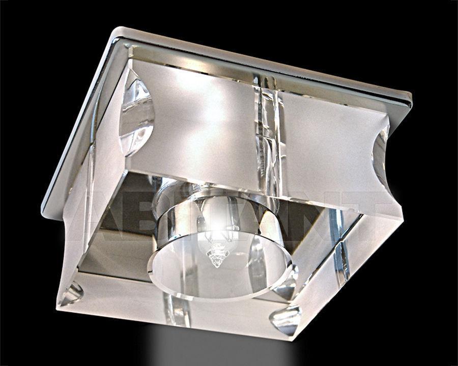 Купить Встраиваемый светильник Gumarcris  Crystal Spot Lights 2062CR