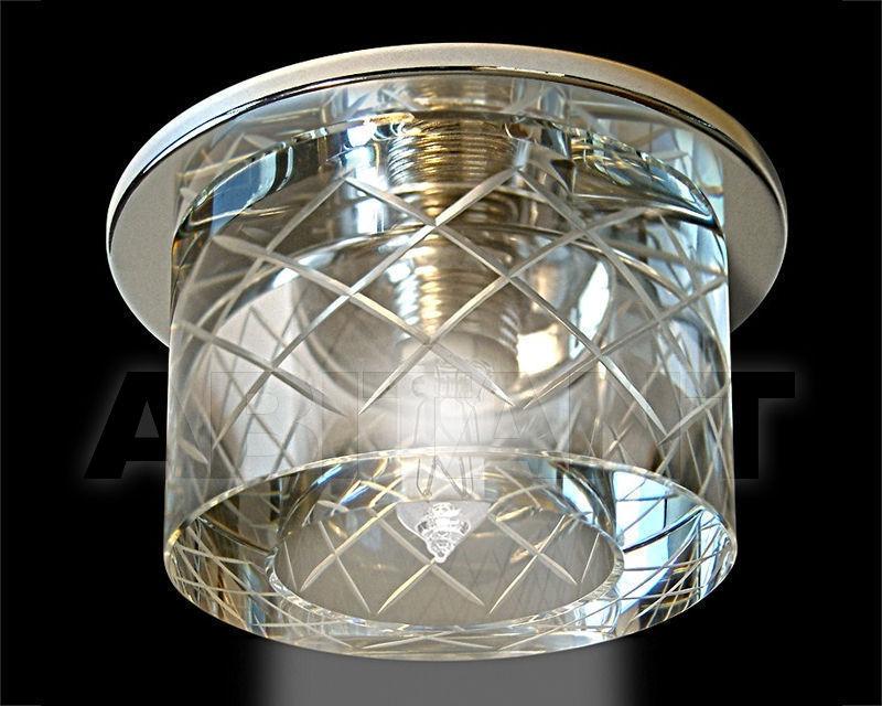 Купить Встраиваемый светильник Gumarcris  Crystal Spot Lights 2080CR