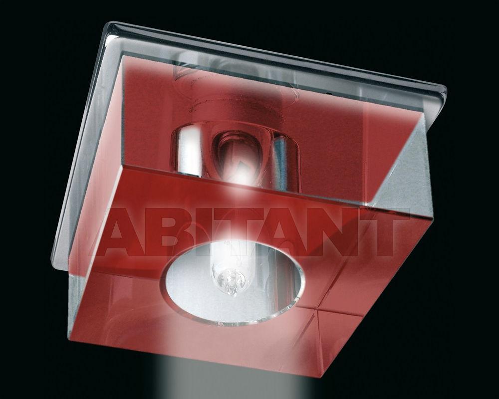 Купить Встраиваемый светильник Gumarcris  Crystal Spot Lights 1452CR
