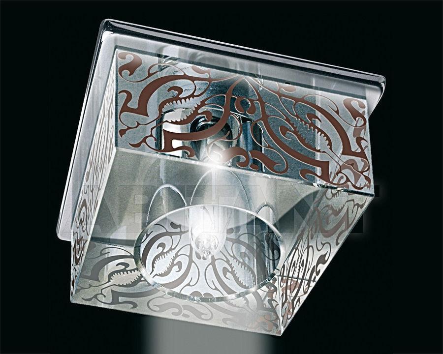 Купить Встраиваемый светильник Gumarcris  Crystal Spot Lights 1644CR