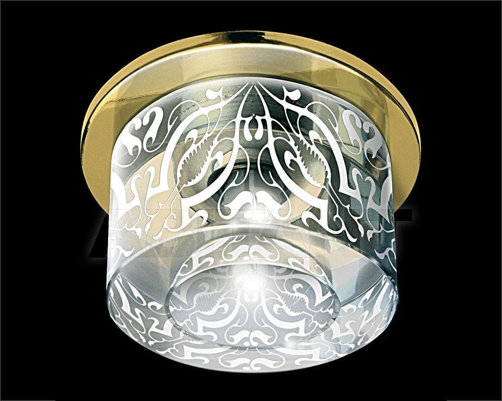 Купить Встраиваемый светильник Gumarcris  Crystal Spot Lights 1651OR