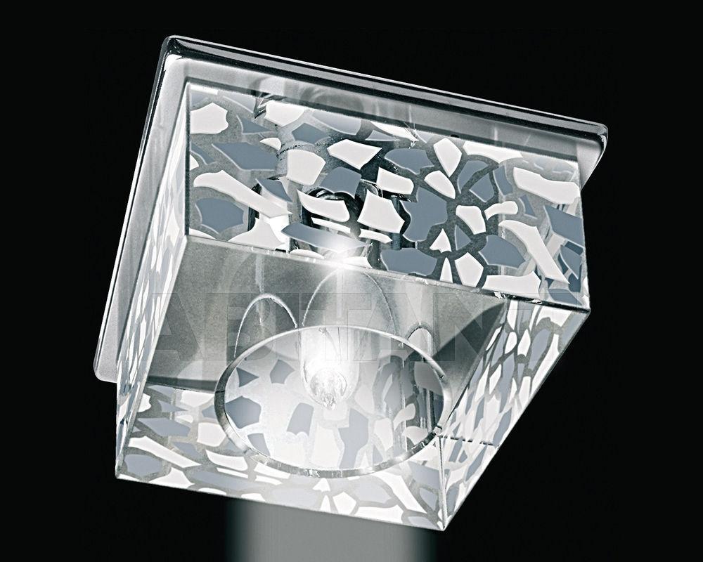 Купить Встраиваемый светильник Gumarcris  Crystal Spot Lights 1631CR