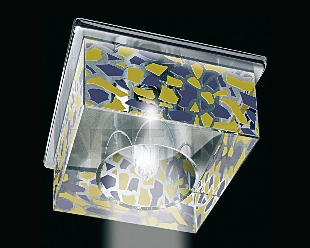Купить Встраиваемый светильник Gumarcris  Crystal Spot Lights 1635CR