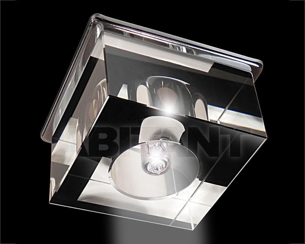 Купить Встраиваемый светильник Gumarcris  Crystal Spot Lights 2137CR