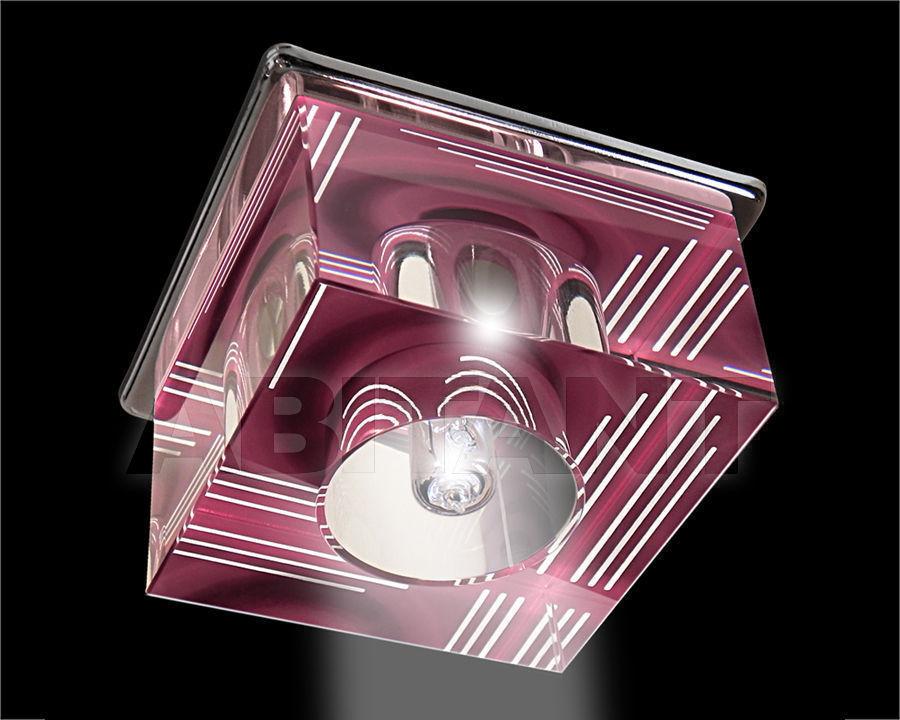 Купить Встраиваемый светильник Gumarcris  Crystal Spot Lights 2132CR