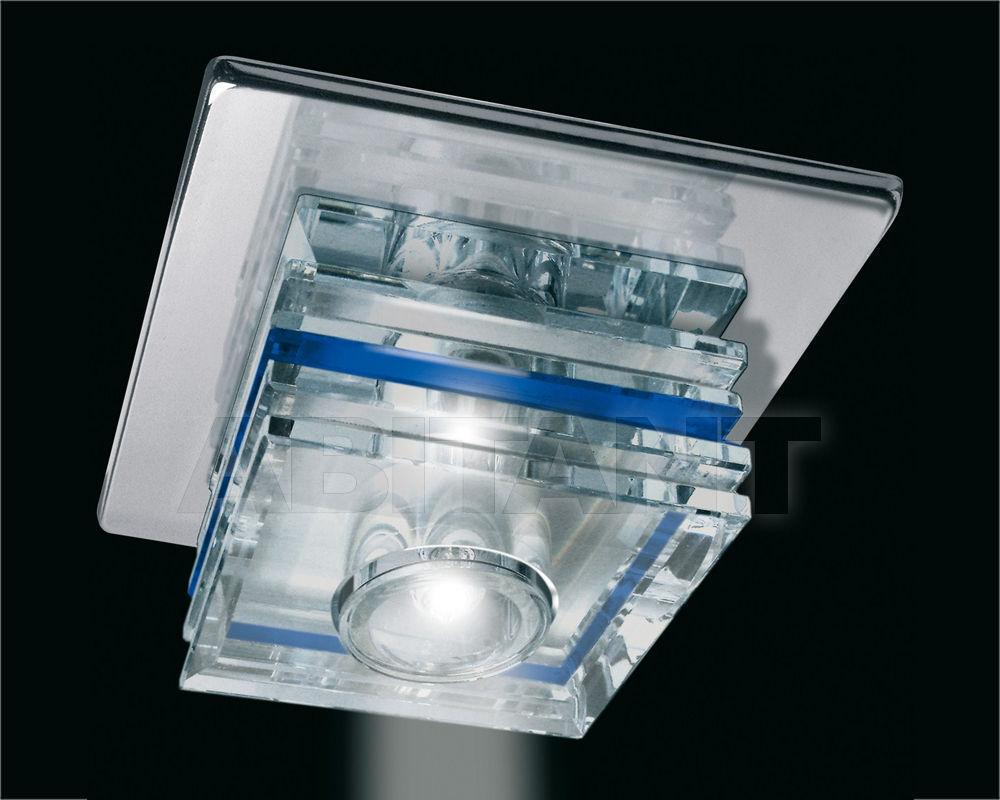 Купить Встраиваемый светильник Gumarcris  Crystal Spot Lights 1439CR