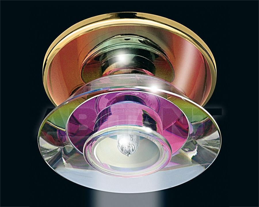Купить Встраиваемый светильник Gumarcris  Crystal Spot Lights 1592OR