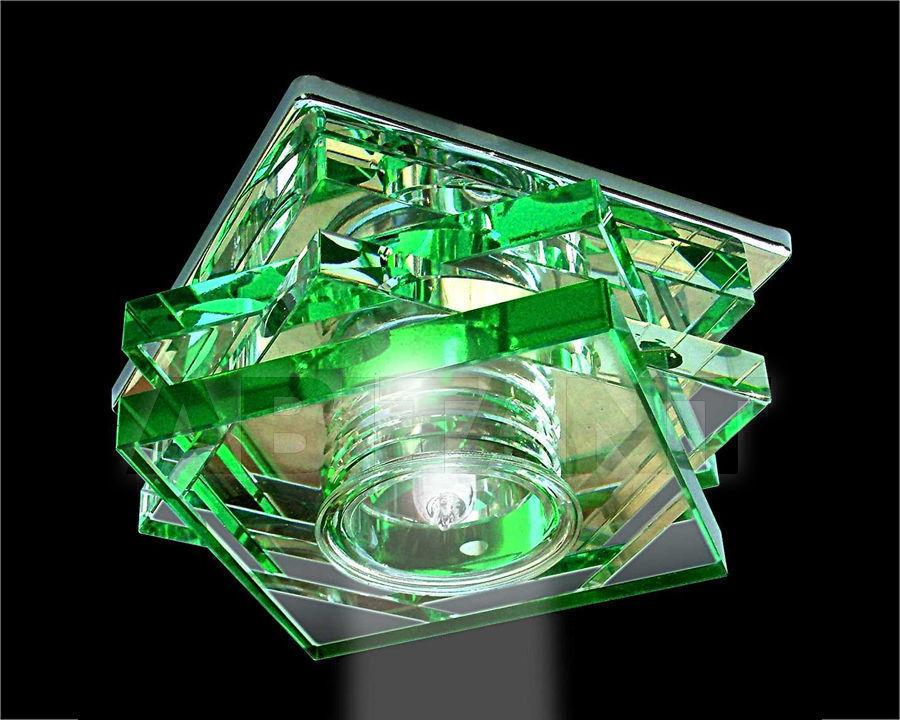 Купить Встраиваемый светильник Gumarcris  Crystal Spot Lights 1668CR