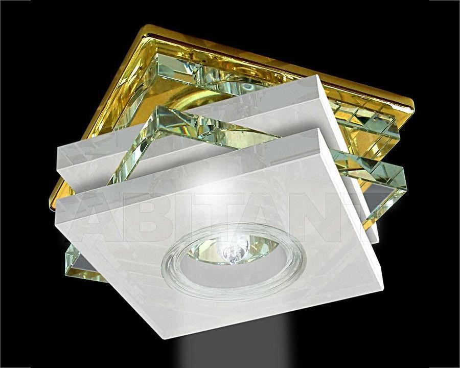 Купить Встраиваемый светильник Gumarcris  Crystal Spot Lights 1664OR