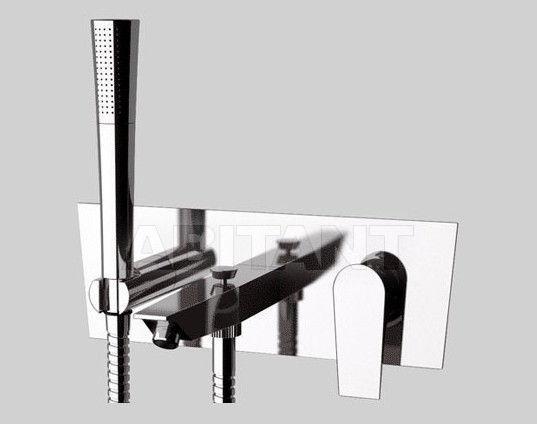 Купить Смеситель для ванны Daniel Rubinetterie Anima & Design DV652CR