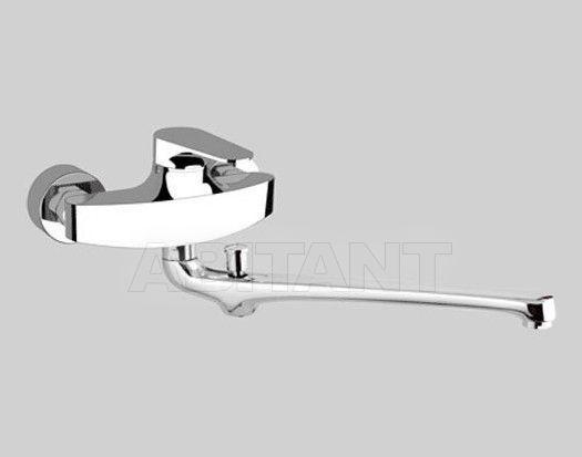 Купить Смеситель для ванны Daniel Rubinetterie Anima & Design OM624HCR