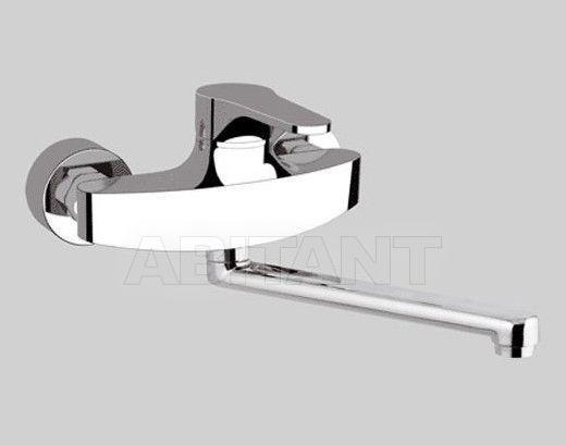 Купить Смеситель для ванны Daniel Rubinetterie Anima & Design OM609TCR