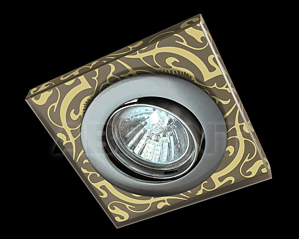 Купить Встраиваемый светильник Gumarcris  Crystal Spot Lights 1764MA