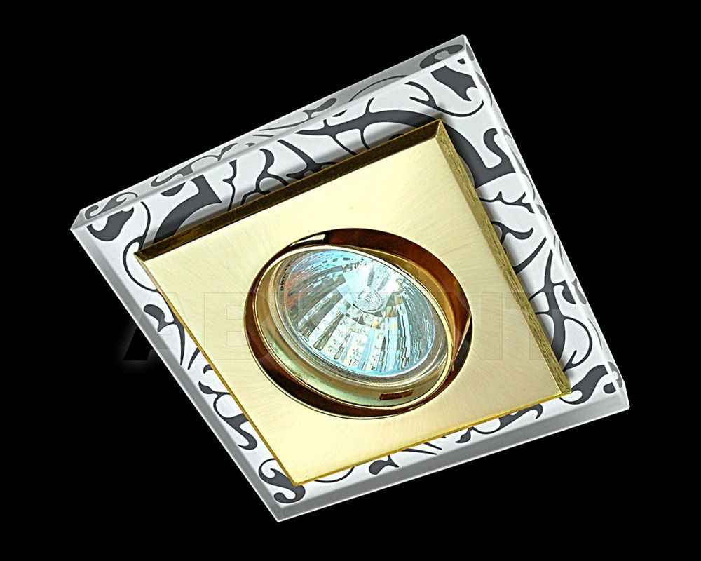 Купить Встраиваемый светильник Gumarcris  Decorated Crystal 1800BL