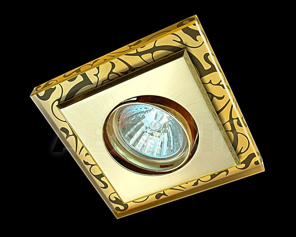 Купить Встраиваемый светильник Gumarcris  Decorated Crystal 1803AM