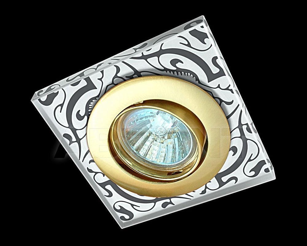 Купить Встраиваемый светильник Gumarcris  Decorated Crystal 1770BL