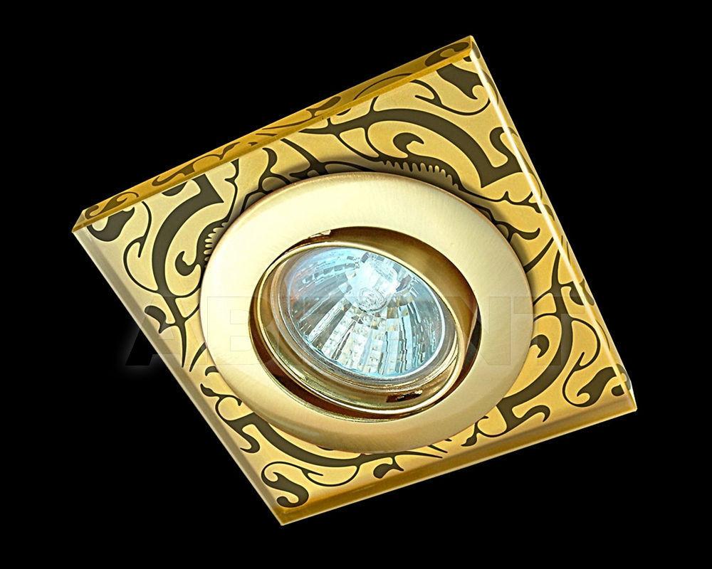 Купить Встраиваемый светильник Gumarcris  Crystal Spot Lights 1773AM
