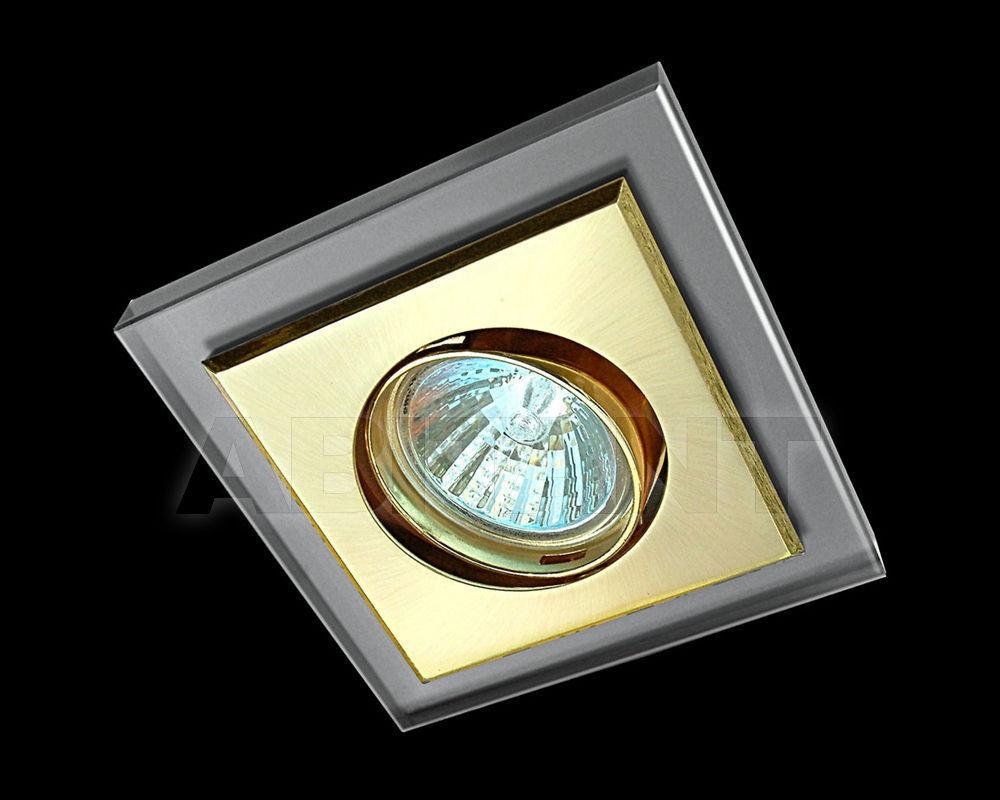 Купить Встраиваемый светильник Gumarcris  Decorated Crystal 1741GR