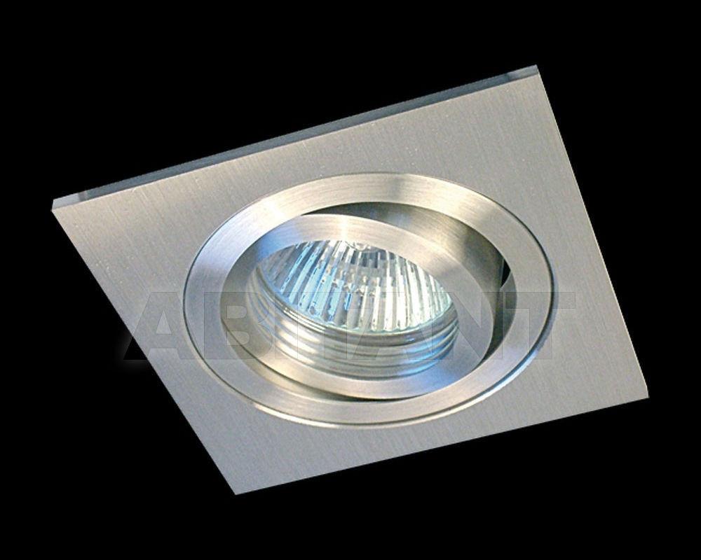 Купить Встраиваемый светильник Gumarcris  Metallic 360ALU
